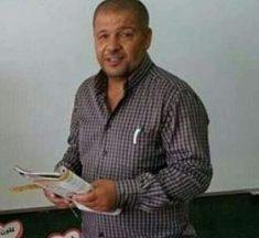 جماهير غفيره تشيع جثمان المرحوم حماد ابو كوش_عرعره النقب