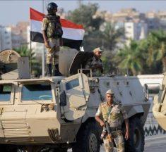 مقتل 47 شخصا و5 عسكريين في سيناء