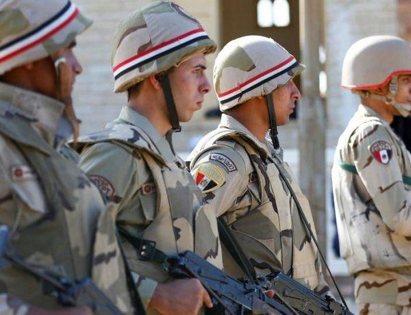 مصر.. إحباط هجوم على كمين بسيناء ومقتل المنفذين