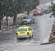 طقس فلسطين اليوم السبت وموعد بدء المنخفض الجوي وهطول الأمطار