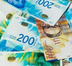 أسعار صرف العملات في فلسطين اليوم الاثنين – سعر الدولار مقابل الشيكل