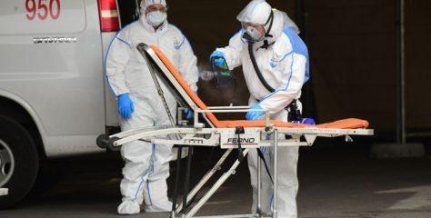 إسرائيل: ارتفاع عدد المصابين بفيروس كورونا