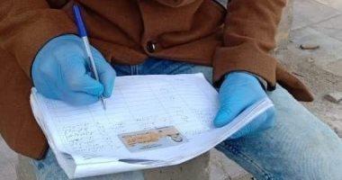 """""""صحة شمال سيناء"""": فحص طبى لـ 3276 مسافرًا على طريق """"العريش- القنطرة"""""""