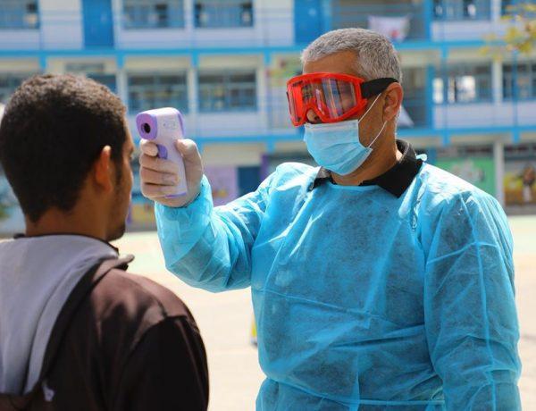 الصحة بغزة تعلن آخر مستجدات فيروس كورونا