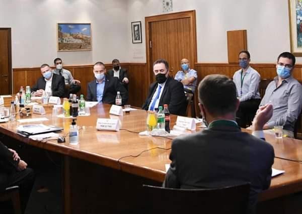نتنياهو: نظام الرعاية الصحية سيحصل على معايير اضافية وميزانية في الايام المقبلة