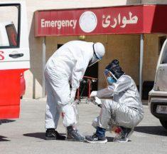 الصحة : 5 وفيات وقرابة 300 إصابة جديدة بفيروس كورونا