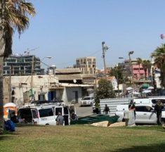 يافا: بلدية تل أبيب تستأنف العمل بتجريف مقبرة الإسعاف