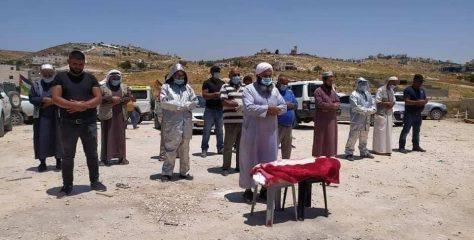 وفاة أصغر مصاب بفيروس كورونا في فلسطين