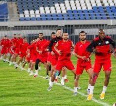 منتخب فلسطين يخوض أول مران في الكويت