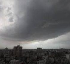 طقس فلسطين : منخفض قطبي شديد البرودة اعتبارا من مساء اليوم