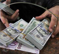 العملات اليوم: ارتفاع ملحوظ على سعر صرف الدولار مقابل الشيكل