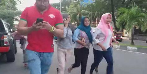 زلزال قوي يضرب إندونيسيا