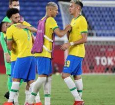 حلم مصر يتبخر أمام البرازيل وتودع أولمبياد طوكيو
