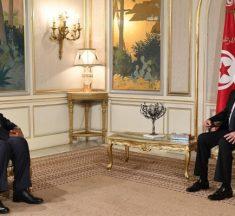 تونس: شكري يلتقي سعيّد ويؤكد دعم السيسي لإجراءاته الاستثنائيّة