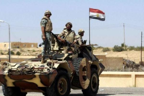 الرئاسة المصرية تقرر حظر التجوال في سيناء