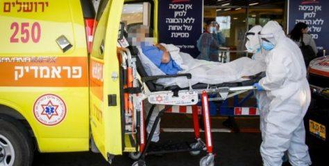 الصحة الإسرائيلية تسجل 983 إصابة جديدة بكورونا